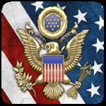 3D USA Coat of Arms & Flag LWP  APK Download