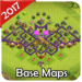 New Base Maps for COC 2017  APK Free Download
