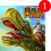 The Ark of Craft: Dinosaurs Survival Island Series  APK Free Download