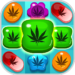 Weed Crush Match 3 Candy – ganja puzzle games  APK Free Download
