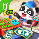 Baby Panda's Supermarket-Halloween Party Shopping  APK Download (Android APP)