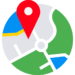 My Location: GPS Maps, Share location, Save places  APK Download (Android APP)