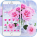 Pink Rose Love Theme  APK Download (Android APP)