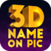 3D Name on Pics – 3D Text  APK Free Download (Android APP)