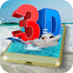 3D Text On Pictures – Logo & Name Art  APK Free Download (Android APP)