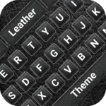 Black Leather Keyboard 1.0 APK Free Download (Android APP)