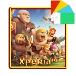 Clash Of Clans Xperia™ Theme 1.0.0 APK Download (Android APP)