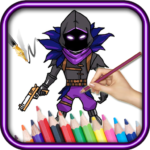 Drawing Fortnite Battle Royale 1.1 APK Free Download (Android APP)