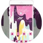 Pink Stylish Ice Cream Free Theme for Jio Phone 1.0.0 APK Download (Android APP)