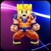 SKIN SAIYAN GOKU for MCPE 1.2.3 APK Download (Android APP)