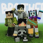 Skin 4Brother For MCPE 3.0.0 APK Free Download (Android APP)