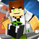 Skin Ben 10 For Minecraft PE 2.1.3 APK Download (Android APP)