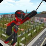 Stickman Rope Hero  APK Download (Android APP)