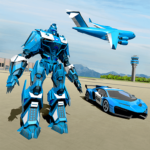 US Police Robot Car Game – Police Plane Transport 1.02 APK Free Download (Android APP)
