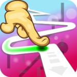 Follow the Line 2D Deluxe 21.3 APK Download (Android APP)