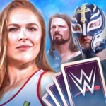 WWE SuperCard – Multiplayer Card Battle Game 4.5.0.369098 APK Download (Android APP)