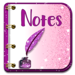 Glitter Notepad Notes 1.0.0 APK Download (Android APP)