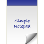 Simple Notepad 1.0.0 APK Download (Android APP)
