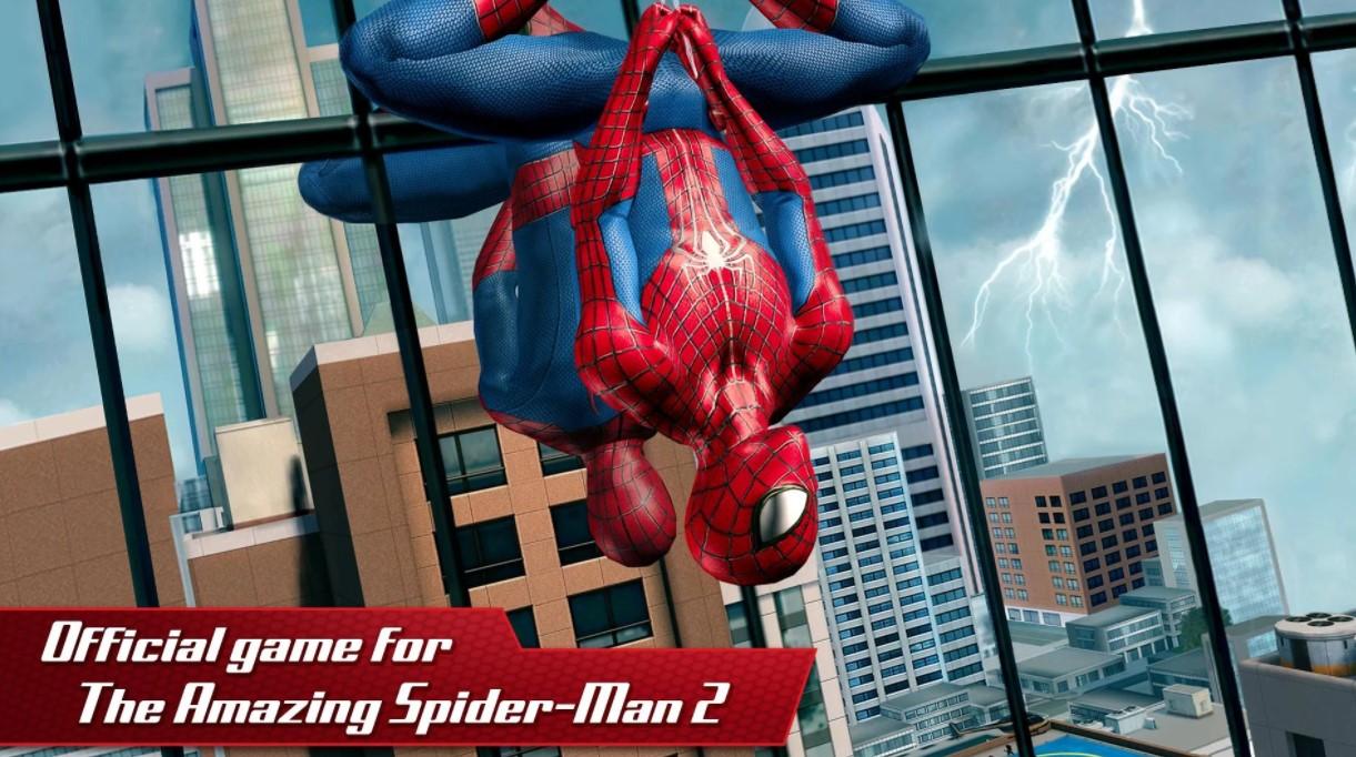the amazing spider man 2 apk