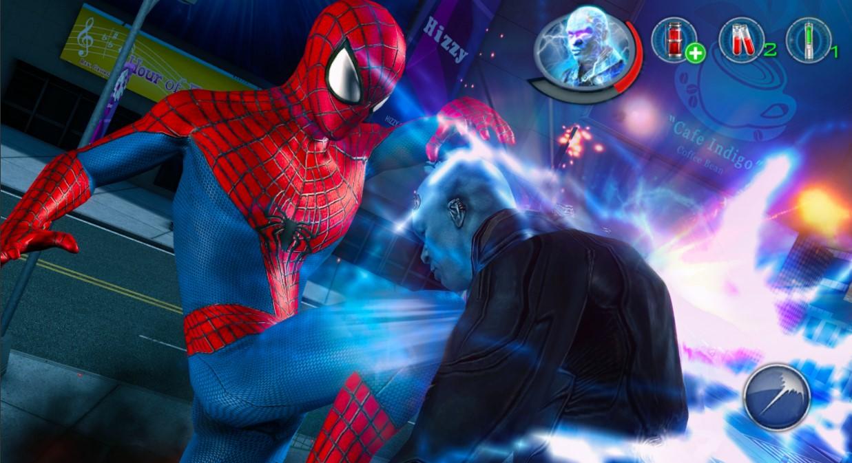 The Amazing Spider Man 2 APK download