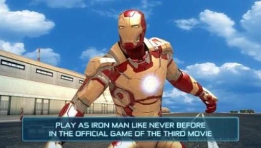 Iron Man 3 apk 1