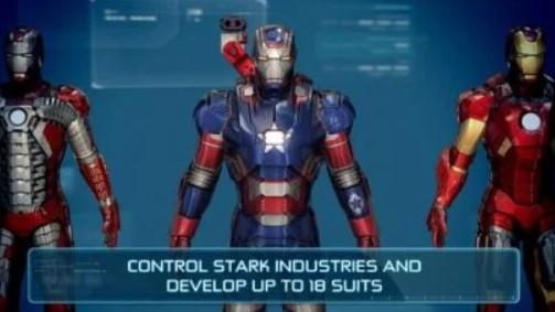 Iron Man 3 apk 3