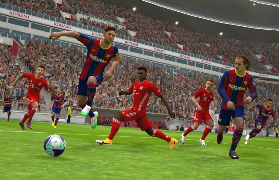 eFootball PES 2021-mesi